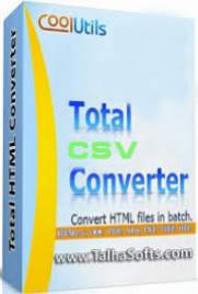 Coolutils Total CSV Converter 1