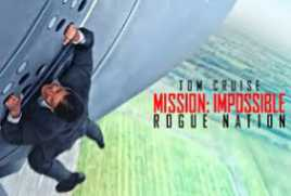 Mission Impossible: Rogue Nation 2015