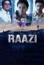 Raazi 2018 Hindi