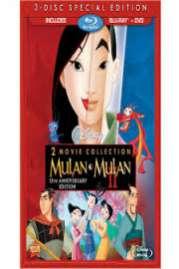 Mulan 2020 BluRay