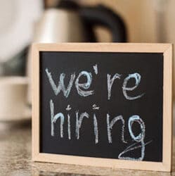 Hiring staff for a small business?
